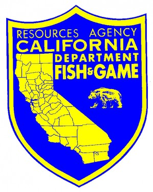 California Department Fish  Game on This Week The California Department Of Fish And Game Dfg Moved To Join