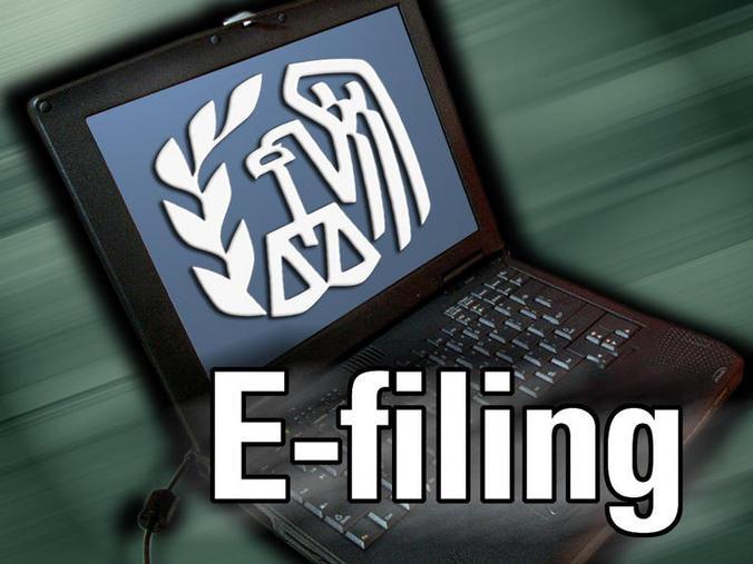 E File Federal Tax Return